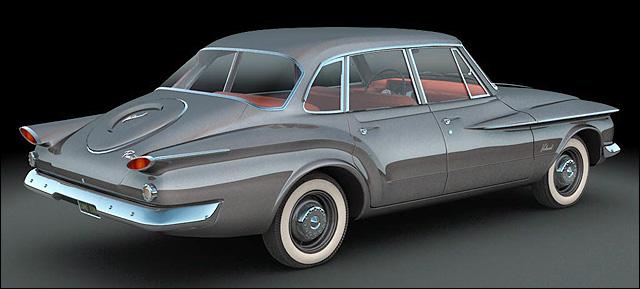 Plymouth Valiant 1960